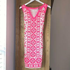 100% silk Alice & Trixie shift dress